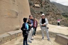 Complejo Arqueológico de Pisac - Cusco