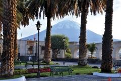 Plaza de Yanahuara - Arequipa