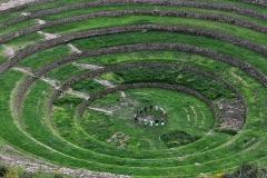 Laboratorio agrícola de Moray, Valle Sagrado - Cusco