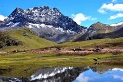 Ruta a la Montaña de los 7 Colores - Cusco