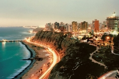 Costa verde - Lima