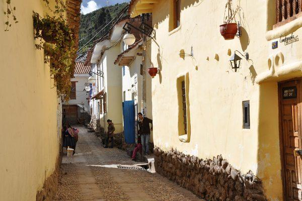 Barrio San Blas - Cusco