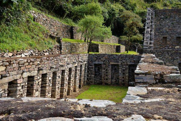 Complejo Arqueológico de Choquequirao o Choqek'iraw