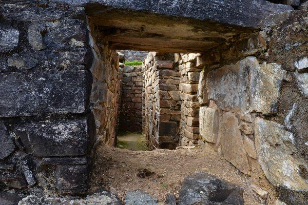 Ruinas del Complejo Arqueológico Choqek'iraw