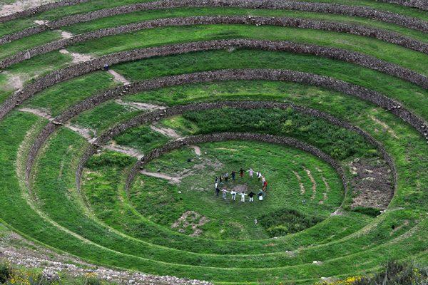 Complejo Arqueológico de Moray - Cusco