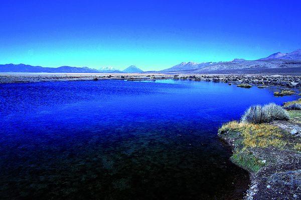Lagunas de Salinas y Aguada Blanca - Arequipa