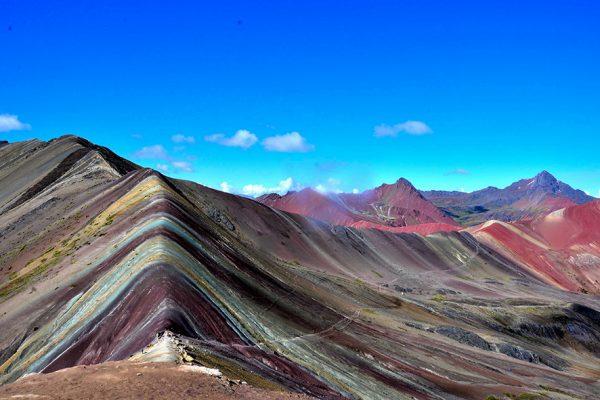 Vinicunca o Montaña de los Siete Colores