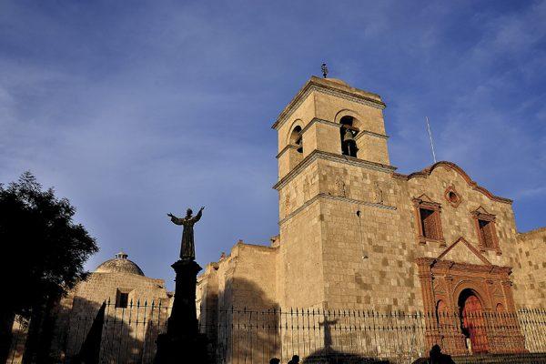 Iglesia de San Francisco - Arequipa