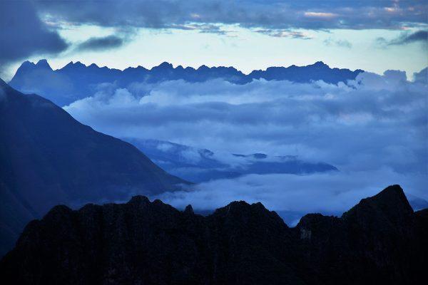 Cadena Montañosa de Vilcabamba