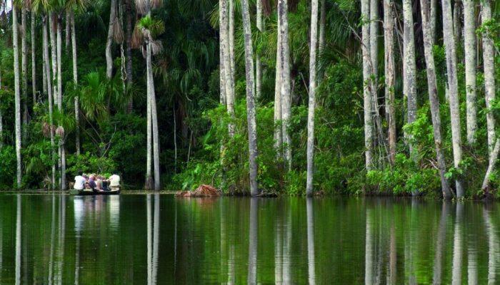 Lago Sandoval, Tambopata - Madre de Dios