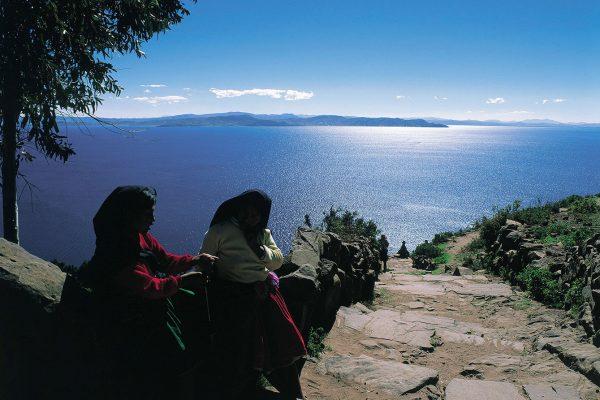 Lago Titicaca. Puno