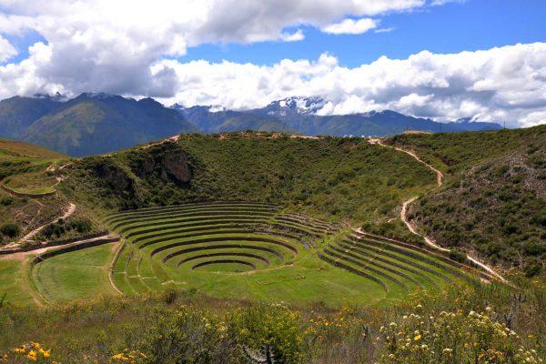 Moray Laboratorio Genético de los Incas - Cusco