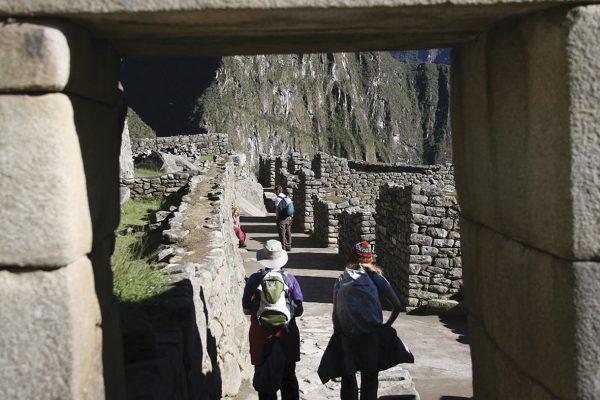 Visitando el Santuario de Machu Picchu