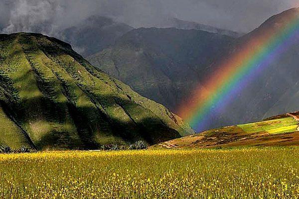 Valle Sagrado de los Incas, Urubamba - Cusco