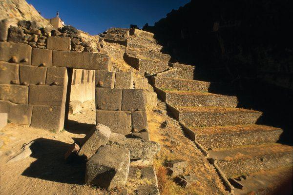 Fortaleza de Ollantaytambo - Cusco